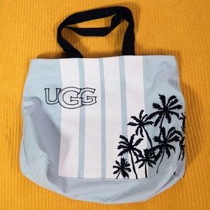 UGG Australia Palm Tree Embroidered Tote Bag
